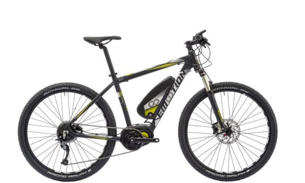 velo E-VOLUTION Mont Blanc 27.5""