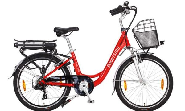 "vélo E-Vision Prélude 24"""