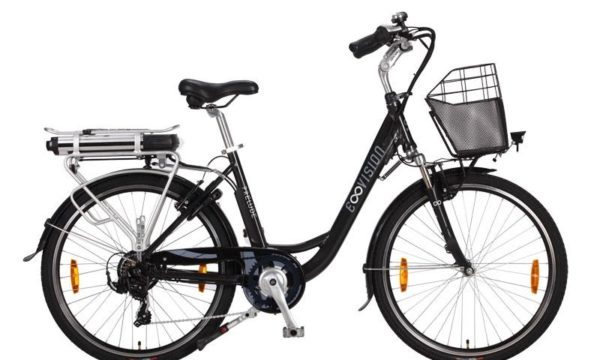 "vélo E-Vision Prélude 26"""